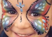 Face Painting / by Lajodette Atkin