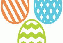 Easter fonts