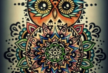 Tattoos / by Ashley Kilpatrick