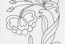 Nakış Modelleri  - Embroidery paterns