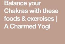 Chakra & food
