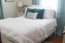 Be My Guest / Ideas for my real and dream guest rooms. / by Emily Chamberlin