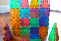 magnatiles and magformers