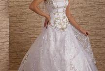 Magyar menyasszonyi ruhák