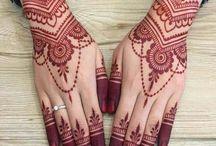 Tatuaże i henna