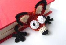 Fox book mark