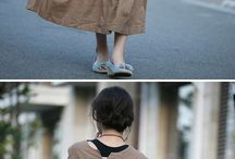 blouse and tunik