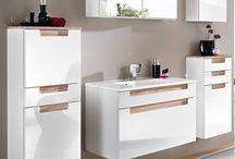 Badkamer / Salle de bain / Badkamermeubelen met net dat tikkeltje extra Des meubles qui apporteront du cachet à votre salle de bains