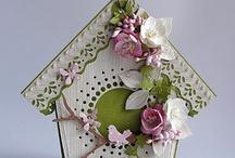 Bird cage crafts