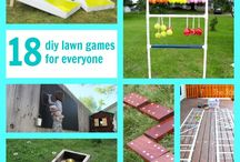 Games/outside / by Michelle Bennett Parker