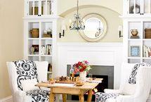 Living Room / by Cheryl Hatfield