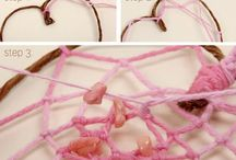 Dream Catchers / Diy, tutorial, products ....