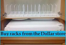 storage tricks in home