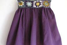 Платья вязание