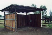 stalle e ricoveri animal