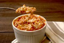 Tomato soup mac& cheese