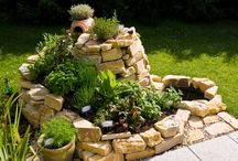 Kamene v záhradke