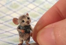 miniatures and all wee wonderful things / by Lena Wennberg