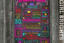 16th birthday  / by Cheryl Goldman Sherron