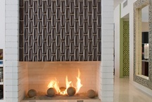 Fireplace ideas / Fireplaces duh! / by Jennifer Windsor