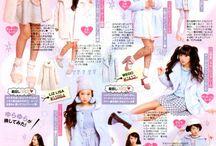 Japanese Magazine ``☂