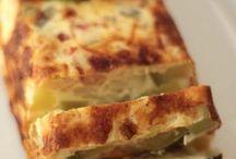 Terrines-Cakes- Tartes salées