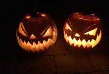Monster Pumpkins / 2015  halloween Pumpkin heads