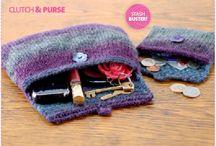 Knitting/Crocheting / by Nancy Patrick