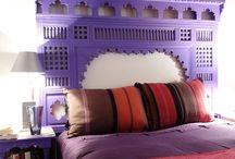 PURPLE HOME DECOR / #déco #violet #purple #home #decor #mauve