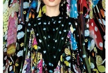 fashion :: living in prints / ahh, to be surrounded by pattern... / by Daughter Earth