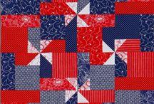 Patriotic quilts / by Nancy Fraunfelder