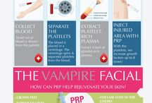 PRP Therapy/Vampire Facial / this board is all about platelet rich plasma and the treatments associated with PRP