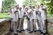 Dapper Gentleman / The Best of Men For Your Wedding Day