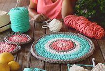 Crochet İşleri