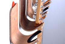 Guitar Displays