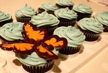 Too Cute Cupcake / When I have time I love to bake cupcakes! / by Lauren Knight