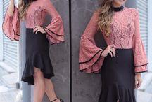 vestido espano