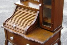 Antique furniture / by M Lowe
