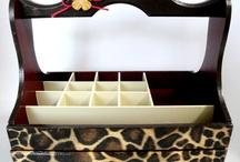 caixa para esmaltes