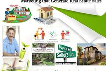Marketing that Generate Real Estate Sales / Marketing for all listings of property is a way for real estate agents to promote sales and expand the cornerstone of all business.