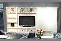Arthur's TV room