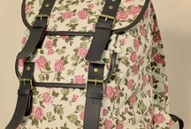 Vintage Style Backpack / Various of vintage backpack