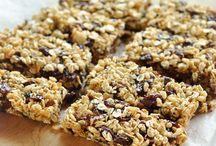 Homemade &  Healthy Snacks