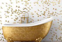 gold / Interieur l living I room