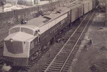 Railways: Gas Turbine Locomotives