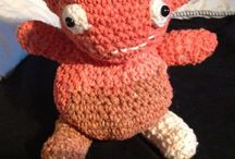 Crochet / things i have crocheted / by Maggi Robinson