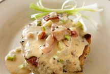 Oyster Dressing/Oyster Stuffing