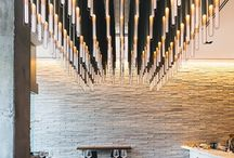 Restaurants, Kitchens, Bars, and Food / The design of restaurants, bars, and coffee shops, along with the fixtures and furnishings associated with these spaces.