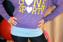 Girls Gone Sporty / by Lori Lanham @Get Fit Naturally