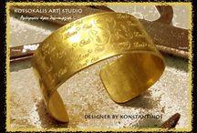 Bracelet ART|Kotsokalis / Kotsokalis Art | Handmade Creations our fantasy ..!!!